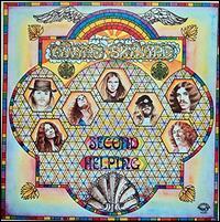 Second Helping [LP] - Lynyrd Skynyrd