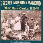 Secret Museum of Mankind: Ethnic Music Classics, Vol. 4 - Various Artists