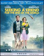 Seeking a Friend for the End of the World [Includes Digital Copy] [UltraViolet] [Blu-ray/DVD] - Lorene Scafaria