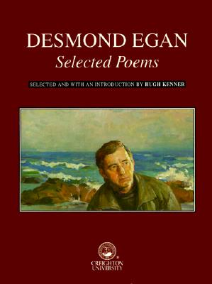 Selected Poems of Desmond Egan - Egan, Desmond, and Kenner