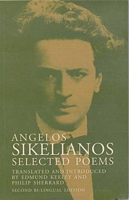 Selected Poems - Sikelianos, Angelos