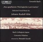 Selected Vocal Music by Johann Rudolf Ahle