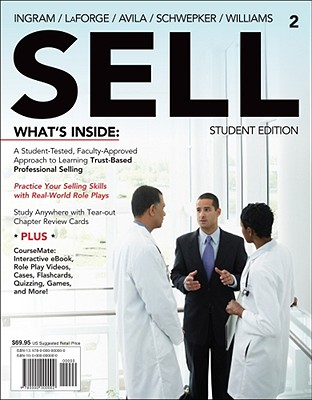Sell - Ingram, Thomas N, and LaForge, Raymond W, and Avila, Ramon A
