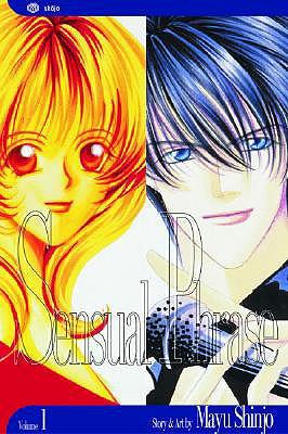 Sensual Phrase: Volume 1 - Shinjo, Mayu