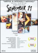 September 11 - Alejandro Gonz�lez I��rritu; Amos Gitai; Claude Lelouch; Danis Tanovic; Idrissa Ouedraogo; Ken Loach; Mira Nair;...