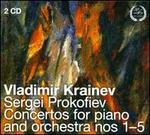 Sergei Prokofiev: Concertos for piano and orchestra, Nos. 1-5