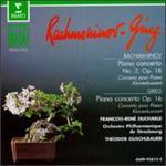Sergei Rachmaninov: Piano concerto No. 2, Op. 18; Edvard Grieg: Piano concerto, Op. 16