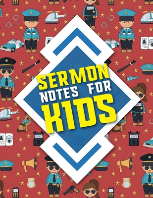 Sermon Notes for Kids: Sermon Journal For Ladies, Sermon Books For Kids, Sermon Notebook For Women, Sermon Notes Journal For Men, Cute Beach Cover - Publishing, Rogue Plus