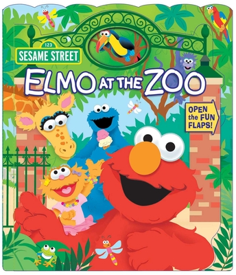 Sesame Street: Elmo at the Zoo - Froeb, Lori C