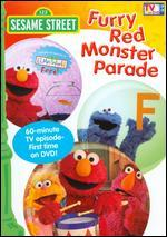 Sesame Street: Furry Red Monster Parade