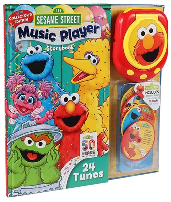 Sesame Street Music Player Storybook: Collector's Edition - Sesame Street