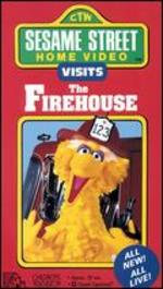 Sesame Street: Visits the Firehouse
