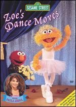 Sesame Street: Zoe's Dance Moves [DVD/CD]