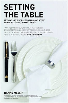Setting the Table - Meyer, Danny
