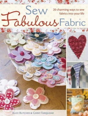 Sew Fabulous Fabric - Butcher, Alice, and Farquhar, Ginny