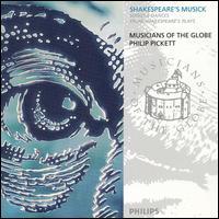 Shakespeare's Musick - Gary Cooper (harpsichord); Gary Cooper (virginal); Jacob Heringman (lute); Jeanette Ager (mezzo-soprano);...