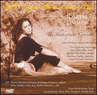 Shall I Compare Thee to a Summer's Day - Alan Schneider (tenor); Anna Reinersman (harp); Eve Gigliotti (soprano); Heather Curley (soprano); Heather Curley (soprano);...
