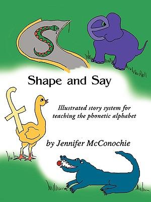 Shape and Say - McConochie, Jennifer