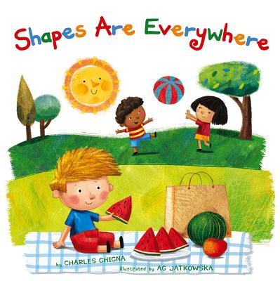 Shapes Are Everywhere! - Ghigna, Charles
