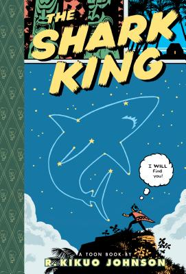 Shark King - Johnson, R Kikuo