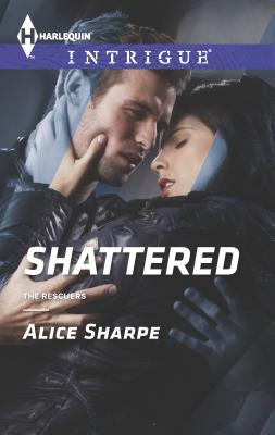 Shattered - Sharpe, Alice