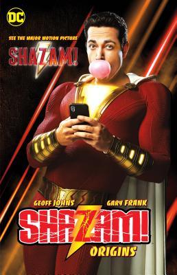 Shazam!: Origins - Johns, Geoff