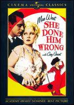 She Done Him Wrong - Lowell Sherman