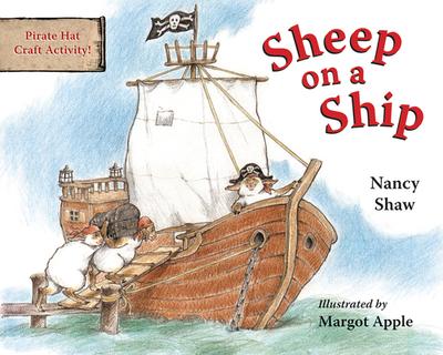 Sheep on a Ship - Shaw, Nancy E
