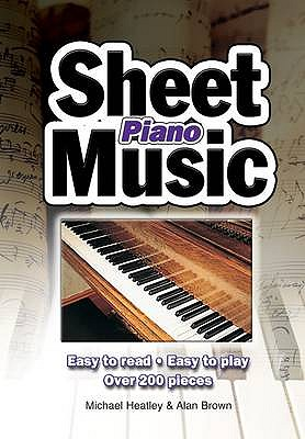 Sheet Music - Heatley, Michael, and Brown, Alan