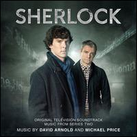Sherlock: Music from Series Two [Original Television Soundtrack] - David Arnold / Michael Price