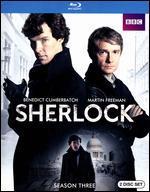 Sherlock: Season Three [2 Discs] [Blu-ray]