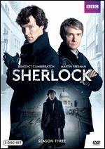 Sherlock: Season Three [2 Discs]