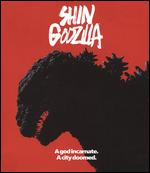 Shin Godzilla [Includes Digital Copy] [UltraViolet] [Blu-ray/DVD] [2 Discs] - Hideaki Anno; Shinji Higuchi