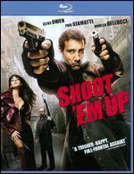 Shoot 'Em Up [With Sucker Punch Movie Cash] [Blu-ray]