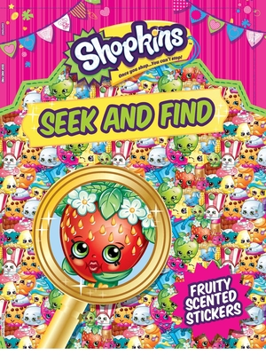 Shopkins Seek and Find - Little Bee Books