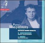Shostakovich: Concerto No. 1 for Cello and Orchestra; Kodály: Sonata for Cello Solo, Op. 8