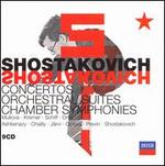 Shostakovich: Concertos; Orchestral Suites; Chamber Symphonies