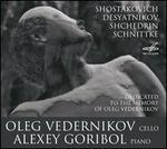 Shostakovich, Desyatnikov, Shchedrin, Schnittke