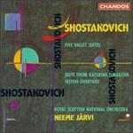 Shostakovich: Five Ballet Suites; Festive Overture; Suite from Katrina Ismailova