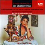 Shostakovich: Lady Macbeth of Mtsensk - Aage Haugland (bass); Alan Byers (vocals); Alexander Malta (vocals); Birgit Finnila (vocals); Colin Appleton (vocals);...