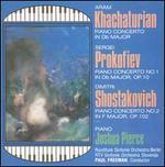 Shostakovich: Piano Concertos Nos. 1 & 2; Khachaturian: Piano Concerto