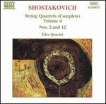 Shostakovich: String Quartets (Complete), Vol. 4
