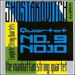 Shostakovich: String Quartets Nos. 9, 10