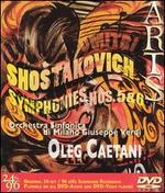 Shostakovich: Symphonies Nos. 5 & 6 [DVD Audio]