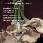 Shostakovich: Symphonies Nos. 6 & 14 - Sergei Leiferkus (baritone); Tatiana Monogarova (soprano); London Philharmonic Orchestra; Vladimir Jurowski (conductor)