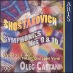 Shostakovich: Symphonies Nos. 9 & 10