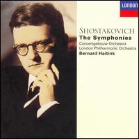 Shostakovich: The Symphonies - Dietrich Fischer-Dieskau (baritone); Elisabeth Söderström (soprano); Julia Varady (soprano); Marius Rintzler (bass); Ortrun Wenkel (contralto); Ryszard Karcykowski (tenor); London Philharmonic Choir (choir, chorus)
