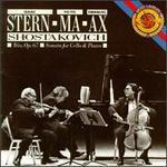Shostakovich: Trio, Op. 67; Sonata for Cello & Piano