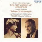 Shostakowitsch: Suite nach Gedichten von Michelangelo, op. 145
