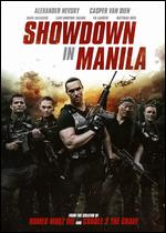 Showdown in Manila - Mark Dacascos